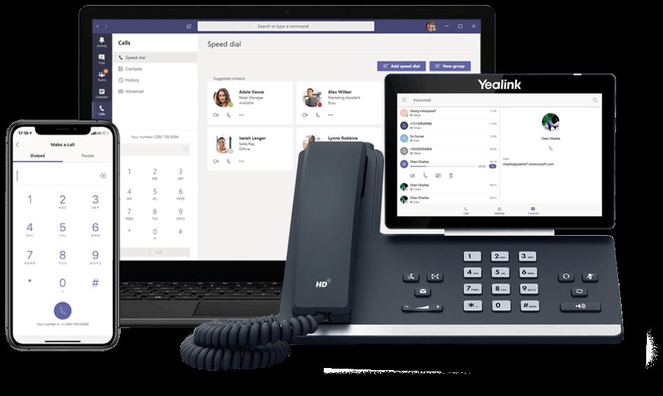 British VoIP UK | Business Telecoms | Business Phones
